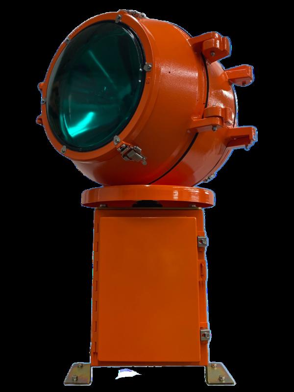 Dual-light beacon