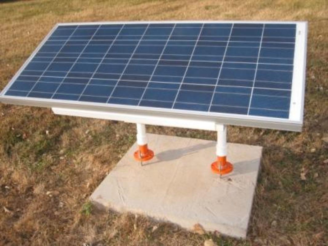 Wind Cone Solar Power
