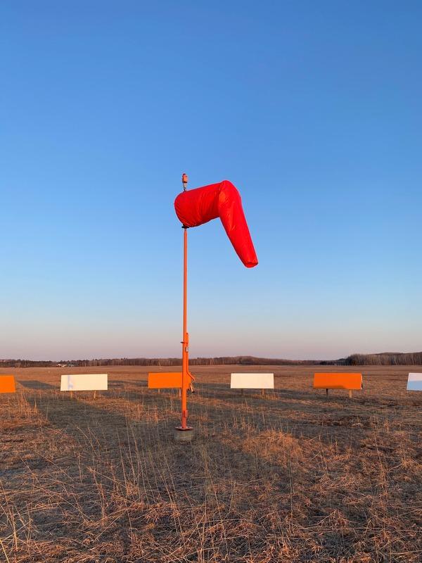 Wind cone or wind sock