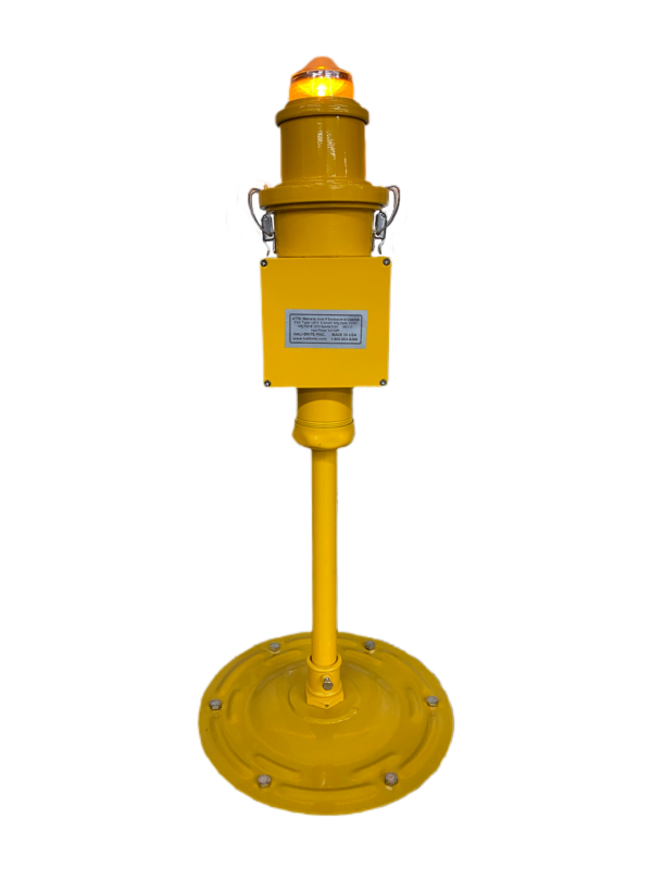 Airport fire hydrant
