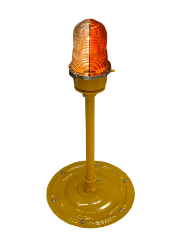 Two-toned taxi light